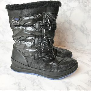 Keds Faux Fur Outdoor Winter Weather Boots